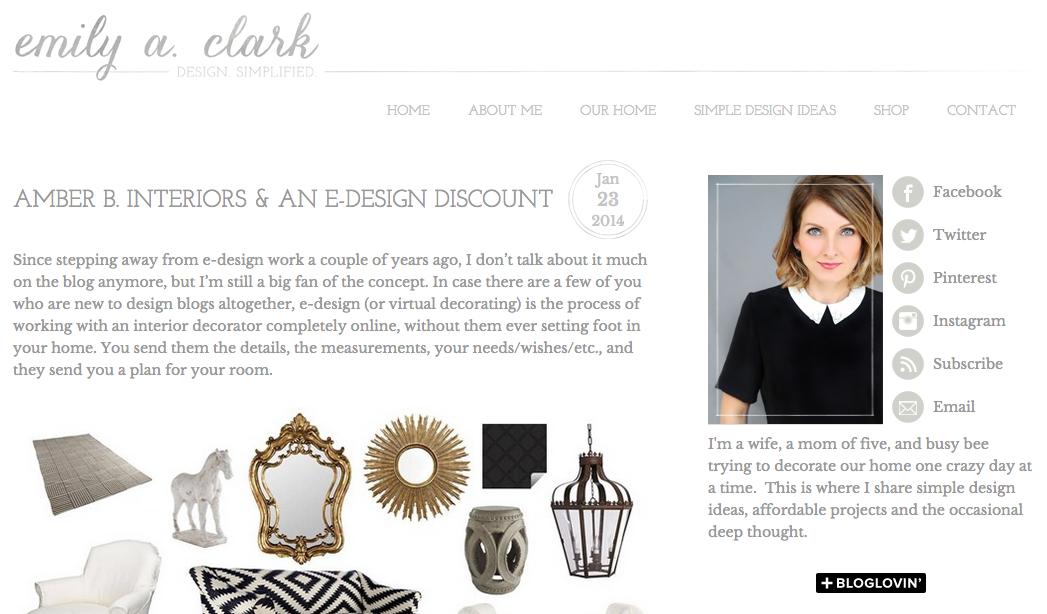 Emily A. Clark Feature