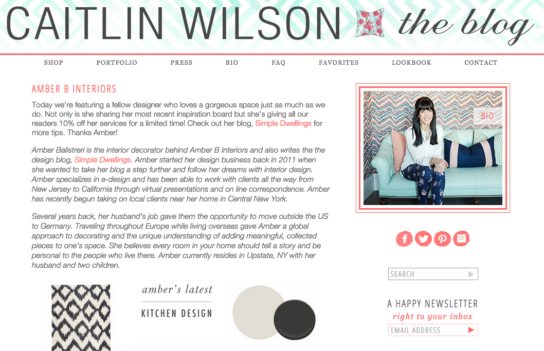 Caitlin Wilson Feature