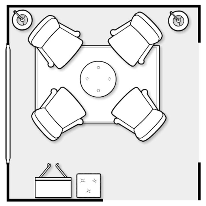 our living room plan