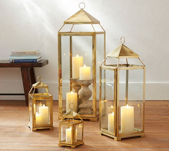 brass lanterns pb